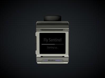 Pametna ura FlySentinel