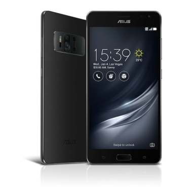 CES 2017: Asus ZenFone AR – pametni telefon, ki pleše tango, sanjari in je prvi z 8 GB RAM-a