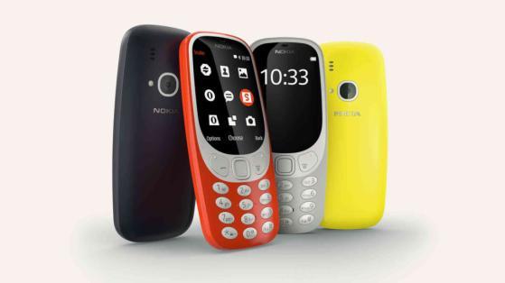 MWC 2017: nova Nokia 3310 – z moderno preobleko in kačo!