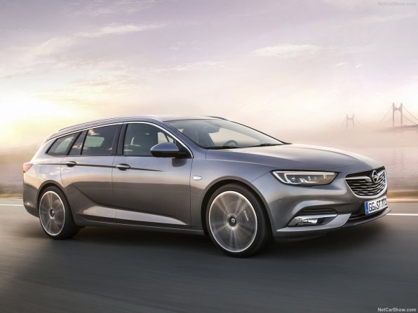 Nova Opel Insignia Sports Tourer (2017)