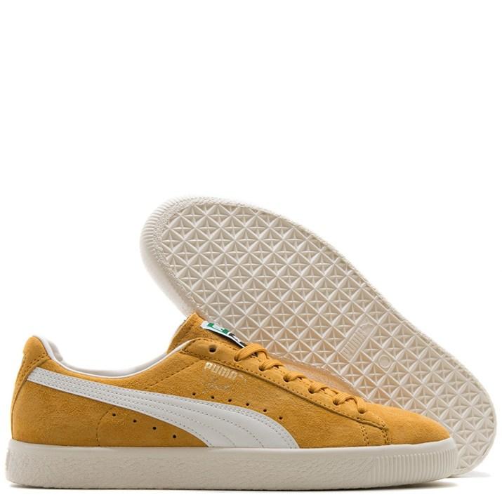 Puma Clyde Premium 'Artisan Gold'