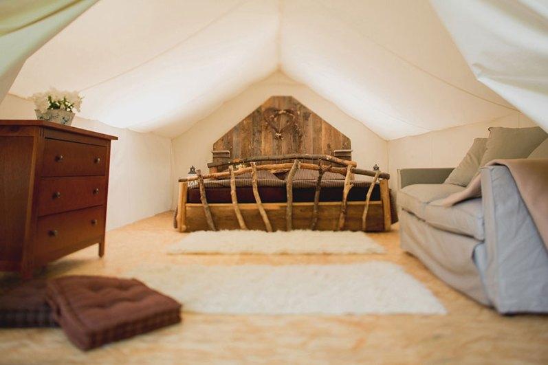 Natura Eco Camp v Kranjski gori