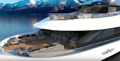 Luksuzna jahta Oceanco Cosmos