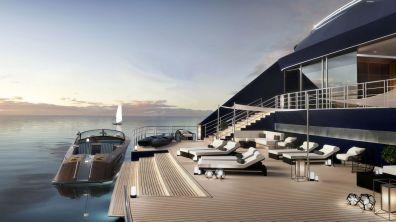 Ritz-Carlton Yacht - bi šli na tovrsten dopust?