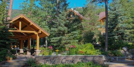 10 najboljših hotelov na svetu (2017): Triple Creek Ranch, Montana, ZDA