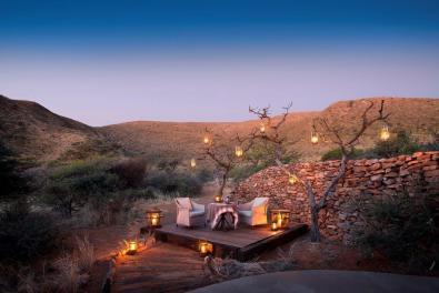 10 najboljših hotelov na svetu (2017): Tswalu Kalahari, Južna Afrika