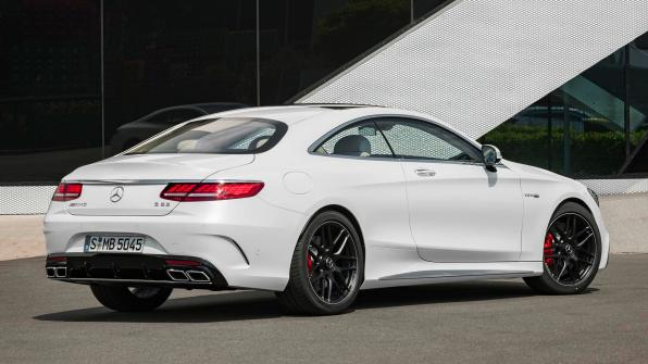 Mercedes-AMG S63 Coupe