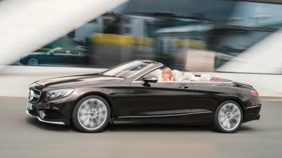 Mercedes-Benz S Cabriolet