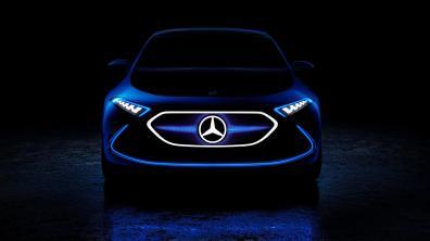Mercedes-Benz EQ A