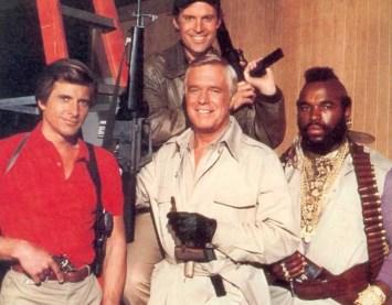 1983: The A-Team