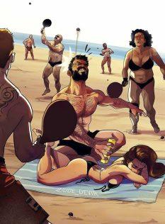 """""""Beach please!"""""""
