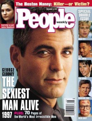 1997, George Clooney