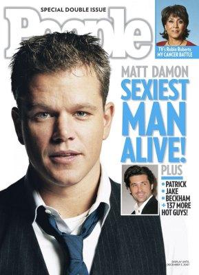 2007, Matt Damon