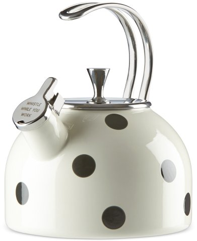 Čajnik Kate Spade Deco Dot Tea Kettle (45 evrov)