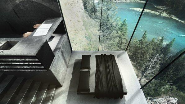 Maralah: hiška v skali za pobeg od vsakdana