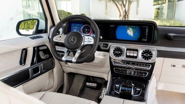 2019 Mercedes-AMG G63