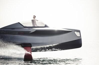 Foiler The Flying Yacht