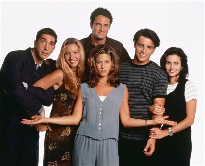 4. Prijatelji (Friends, 1994–2004)