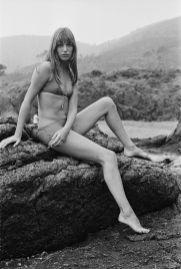 1969: Jane Birkin in minimalistične bikinke