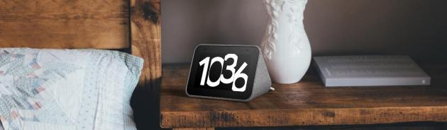 Pametna budilka Lenovo Smart Clock