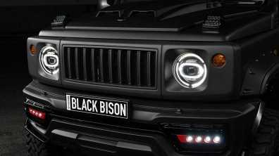 Wald Suzuki Jimny Black Bison Edition