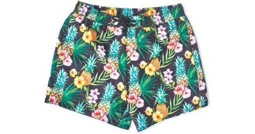 the-idle-man-black-tropical-swim-shorts-black