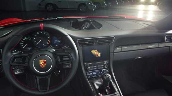 Novi Porsche 911 Speedster