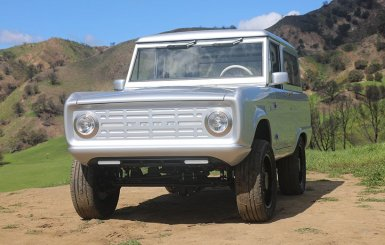 Zero Labs Automotive Ford Bronco