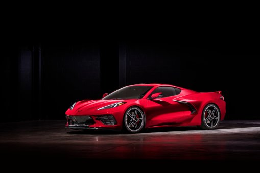 Chevrolet Corvette Stingray Coupe C8