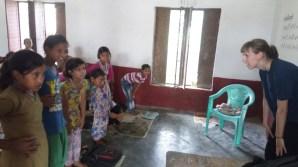 Activities in Rural School 1