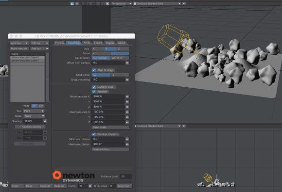 LightWave LayoutScreenSnapz005