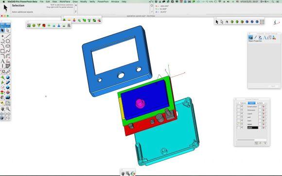 ViaCAD Pro PowerPack BetaScreenSnapz006
