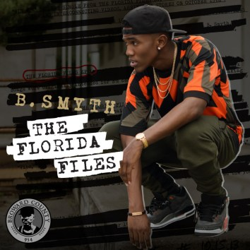 B SMYTH EP COVER