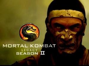 Mortal Kombat Legacy 2 Scorpion