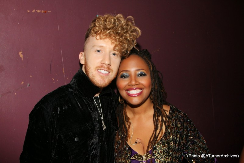 Lalah Hathaway Live at The Troubadour on Tuesday, April 21, 2015 in West Hollywood, California (Photo: A Turner Archives)