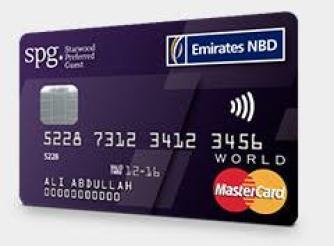 ドバイのクレジットカード