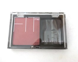 Fit me blusher deep rose
