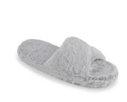 furry mule slippers
