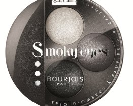 bouorjois smoky eyes trio eyeshadow gris party