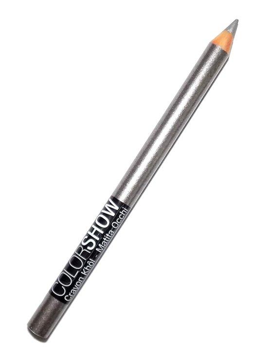 maybelline colorshow eyeliner sparkle grey