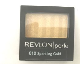 revlon luxurious color eyeshadow sparkling gold