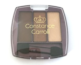 CCUK trio eyeshadow brown eyes