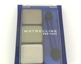 Maybelline expert wear trio eyeshadow Irish Green