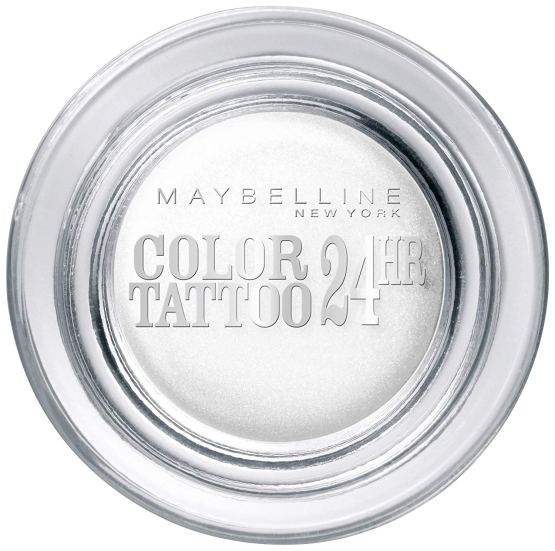 Maybelline Color Tattoo Eyeshadow Infinite White 45