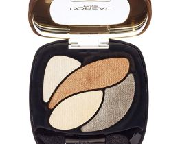 L'Oreal Color Riche Quad Eyeshadow Beige Trench E1