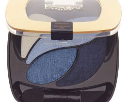 L'Oreal Color Riche Quad Eyeshadow Bleu Mariniere E8