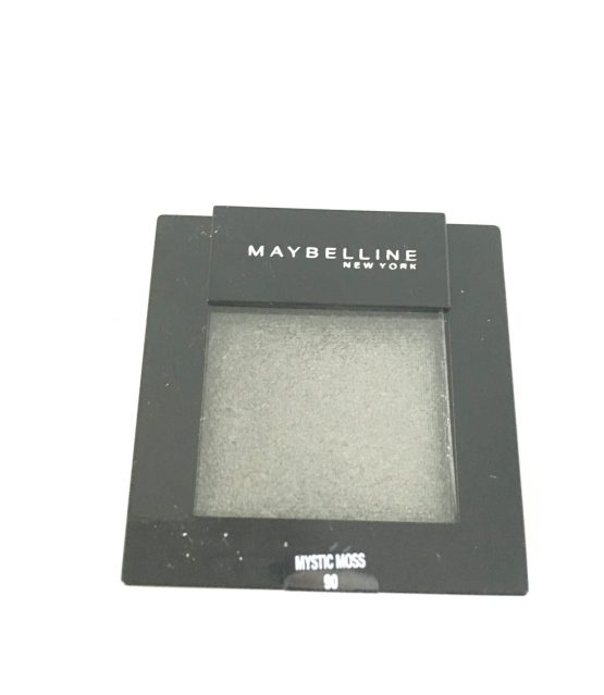Maybelline Colorsensational Eyeshadow Mystic Moss 90, Green Eyeshadow
