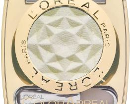 L'Oreal Color Appeal Eyeshadow Pure White 10, White Eyeshadow