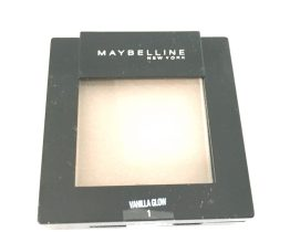 Maybelline Colorsensational Eyeshadow Vanilla Glow 1, Cream Eyeshadow
