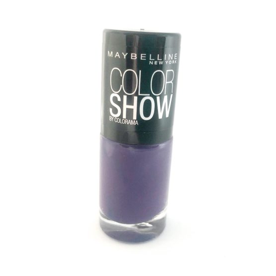 Maybelline Color Show Nail Polish Orchid Violet 429, Purple Nail Varnish